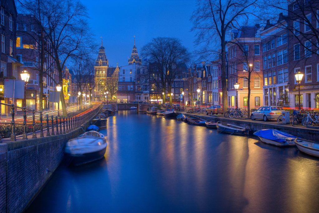 Novogodišnje putovanje u Amsterdam iz Zagreba