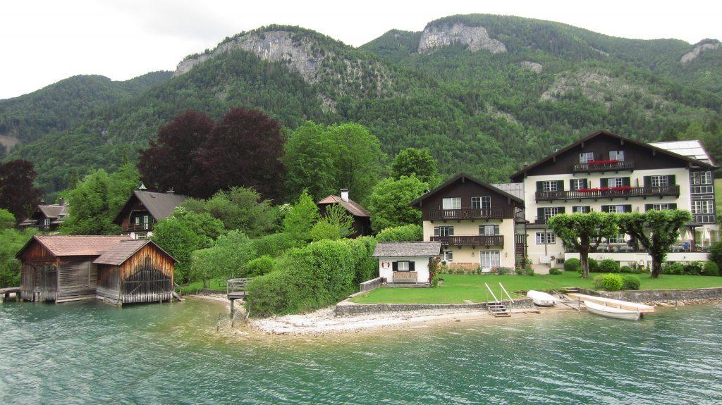 Put u Wolfgangsee i vožnja starom željeznicom