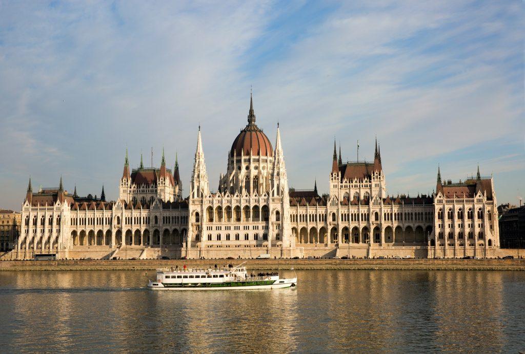 Put u Beč, Bratislavu i Budimpeštu iz Splita