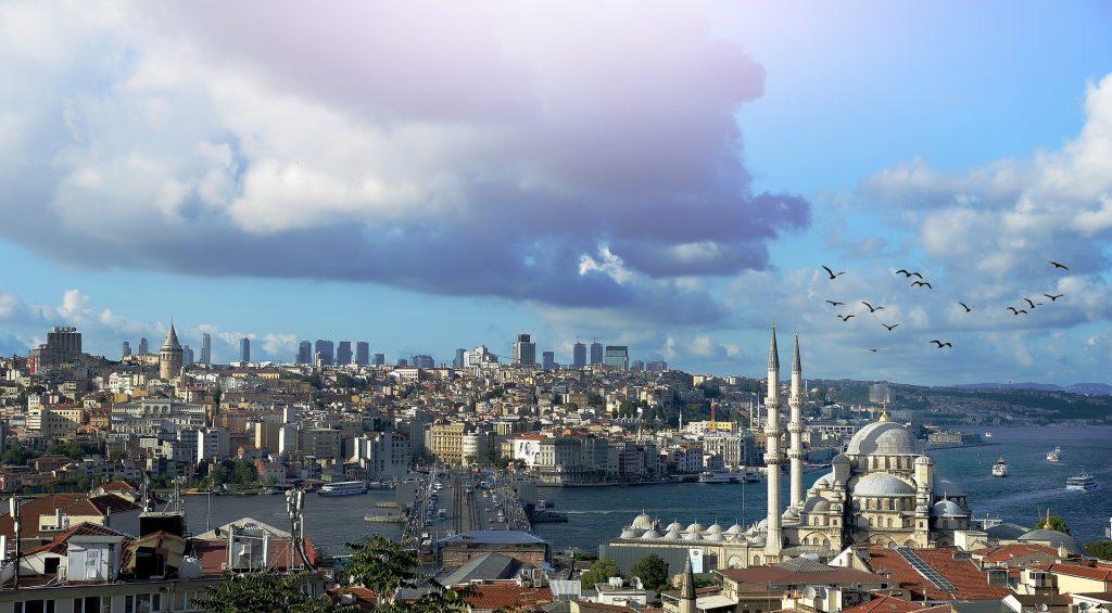 Novogodišnje putovanje u Istanbul iz Zagreba