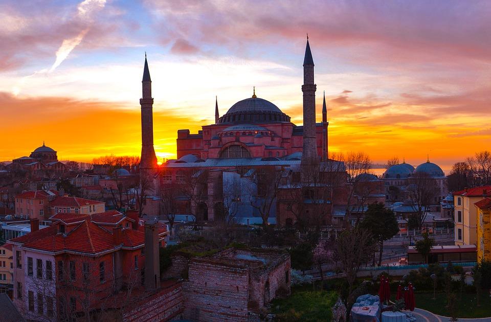 Istanbul putovanje iz Zagreba 2019