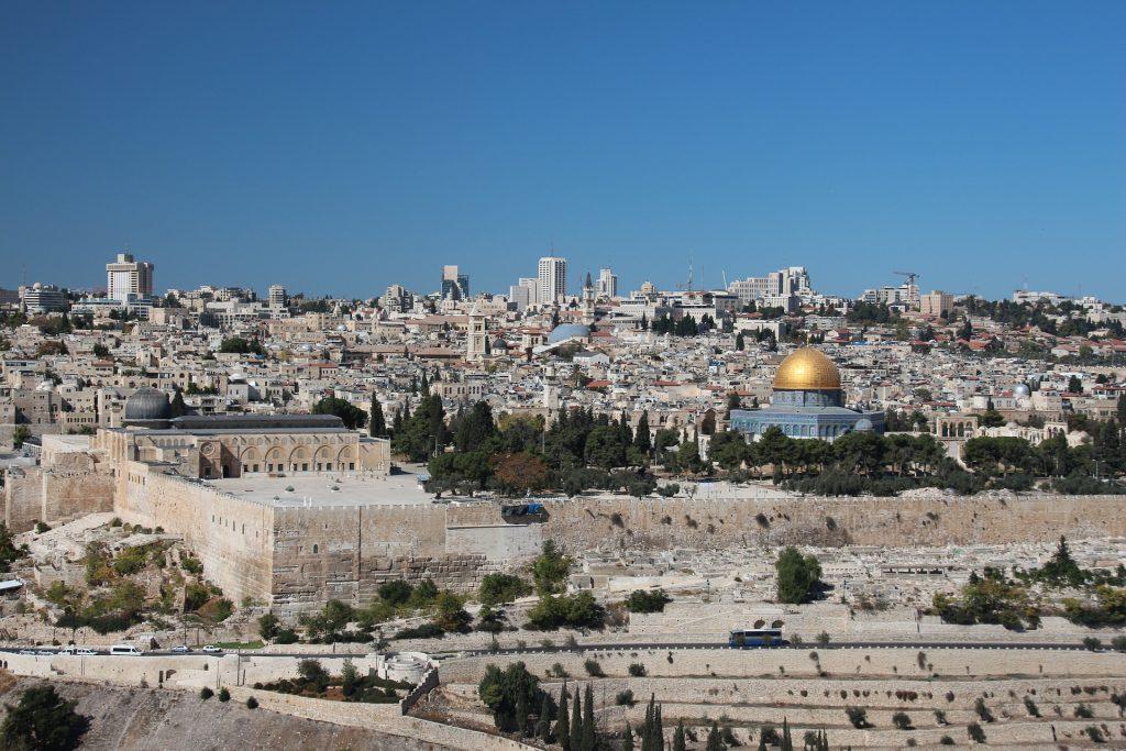 Putovanje u Jordan i Izrael iz Splita 2019