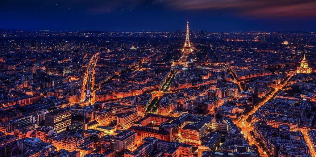 Novogodišnje putovanje u Pariz iz Zageba