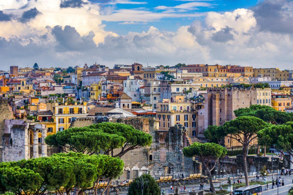 Putovanje u Rim brodom iz Splita 2019