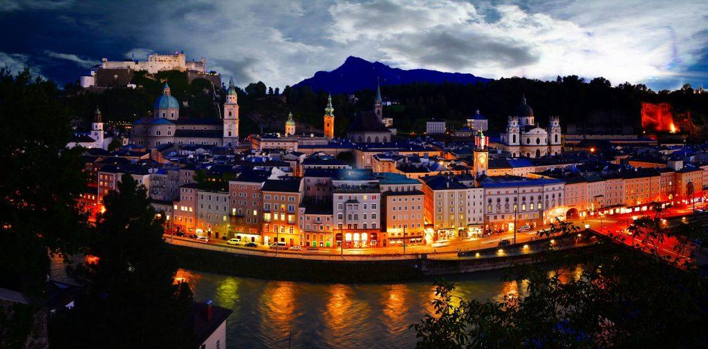 Advent u Salzburgu, Bavarskoj i austrijskim jezerima polazak