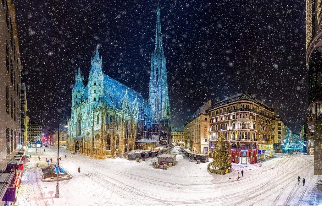 Adventsko putovanje u Beč polazak iz Rijeke 2019