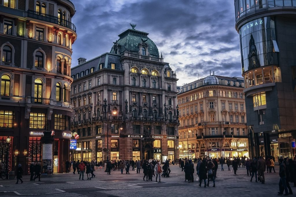 Razgledajte centar Beča u pratnji lokalnog turističkog vodiča