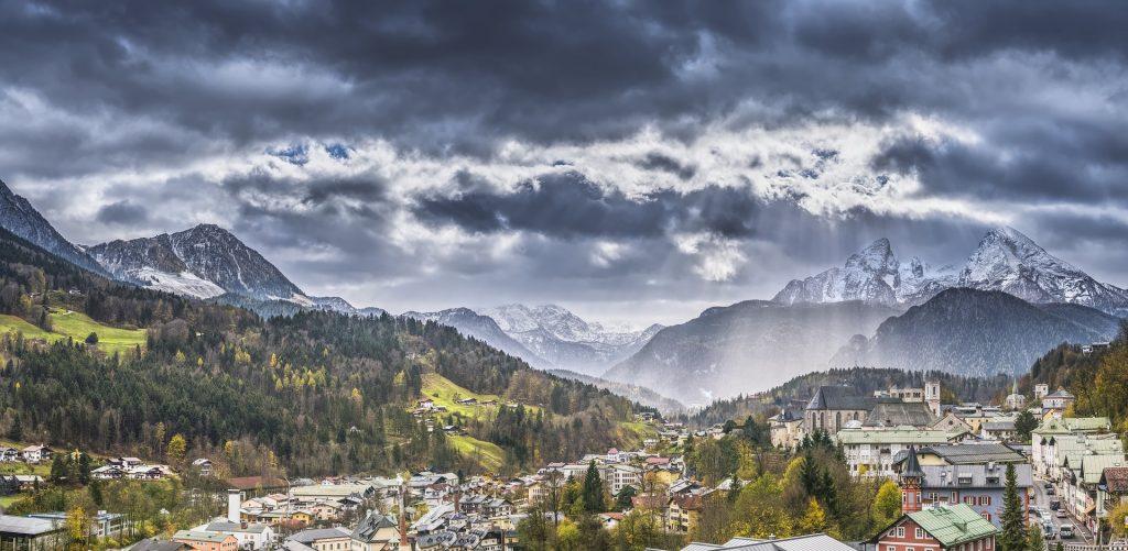 Advent u Bavarskim Alpama i Austrijskim jezerima