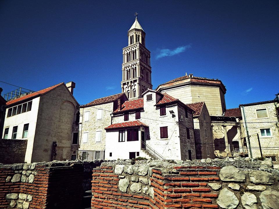 GOT tour Klis fortress Split Diocletian palace