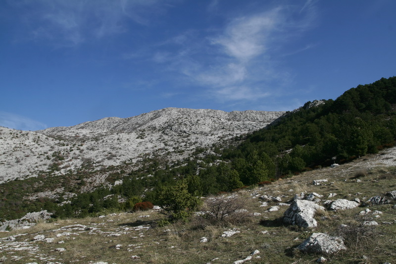 Mosor hiking tour Split