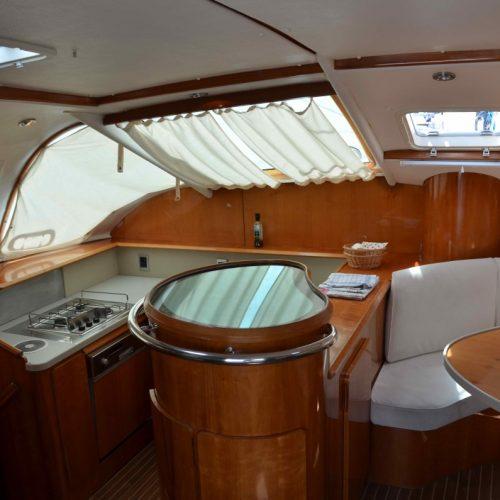 Catamaran Privilege 465 Pantarhei