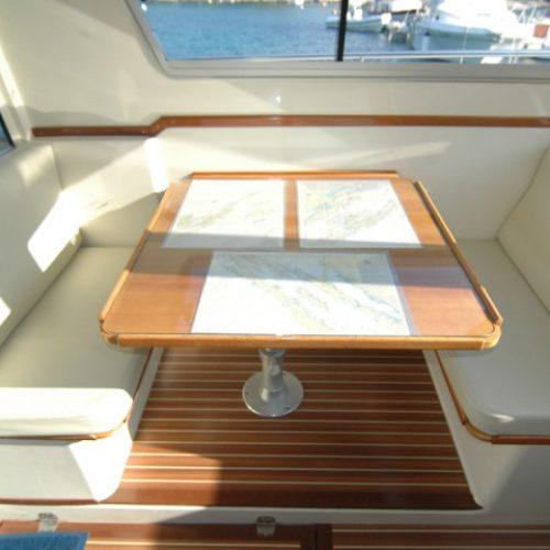 Motor Boat Adria 1002 Fjaka