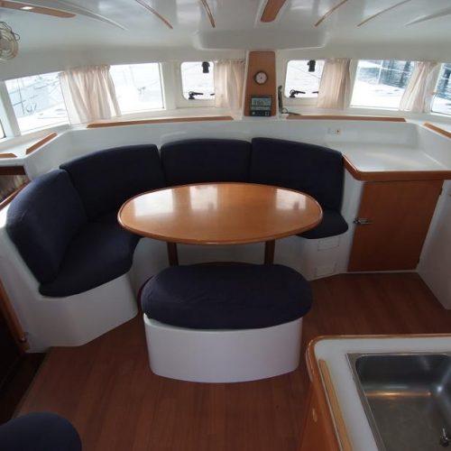 Catamaran Lagoon 380 RELAX