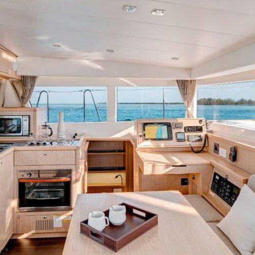 Catamaran Lagoon 39 Anegada
