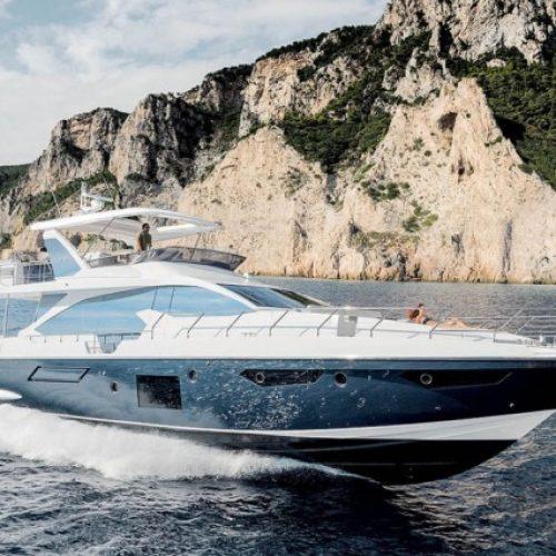 Motor boat Azimut 72 Prewi ||