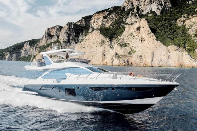 Motor boat Azimut 72 Prewi II