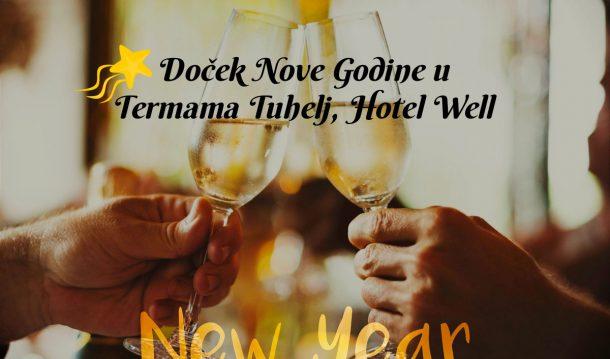 Doček Nove Terme Tuhelj Hotel Well