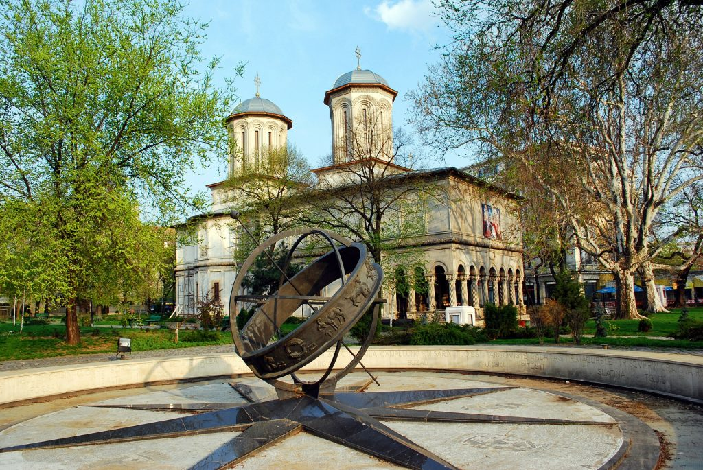 Nova godina u Bukureštu i Transilvaniji