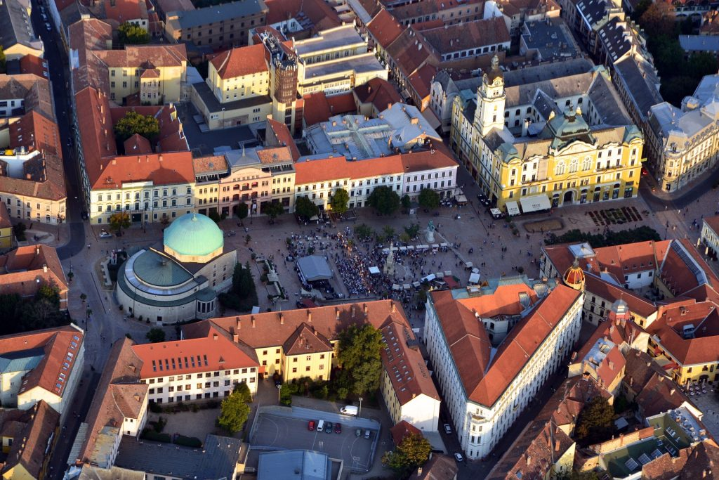 Izlet u Pečuh i Siget iz Zagreba 2019