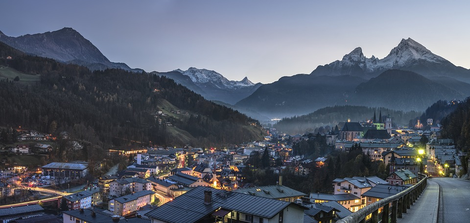 Advent Bavarske Alpe Austrijska Jezera 2019