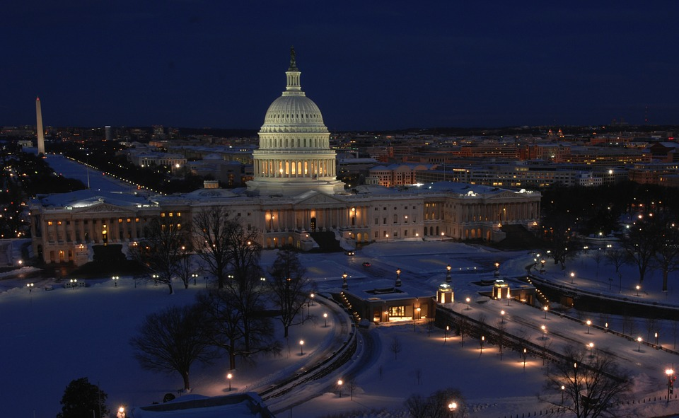 Novo godišnje putovanje New York i Washington 2020