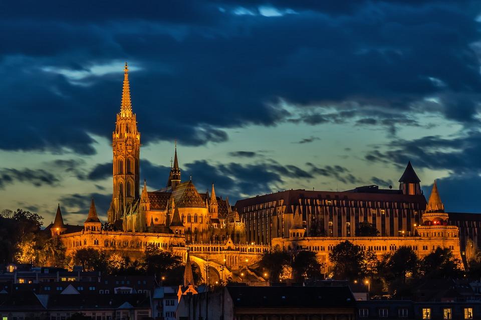 Budimpešta putovanje iz Splita 2020