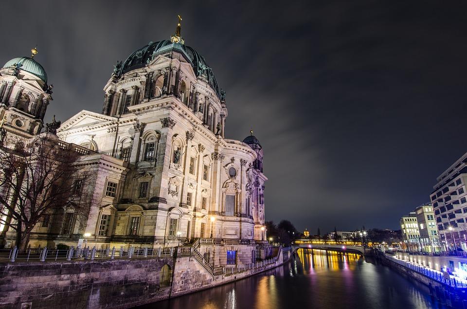 Putovanje Berlin Festival svjetlosti 2020