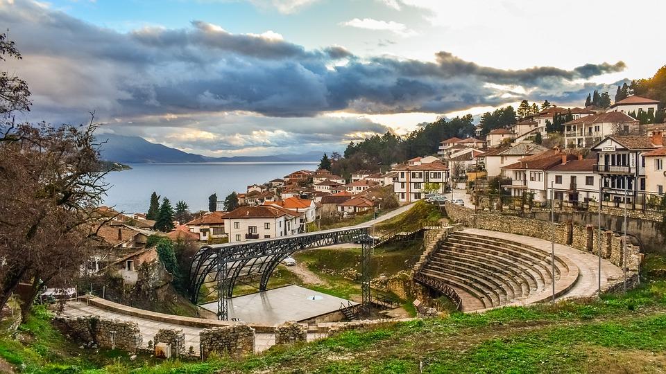 Putovanje Makedonija Ohridsko jezero iz Zagreba