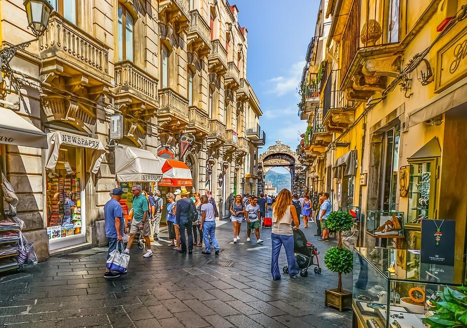 Putovanje Sicilija iz Venecije 2020 autobusom