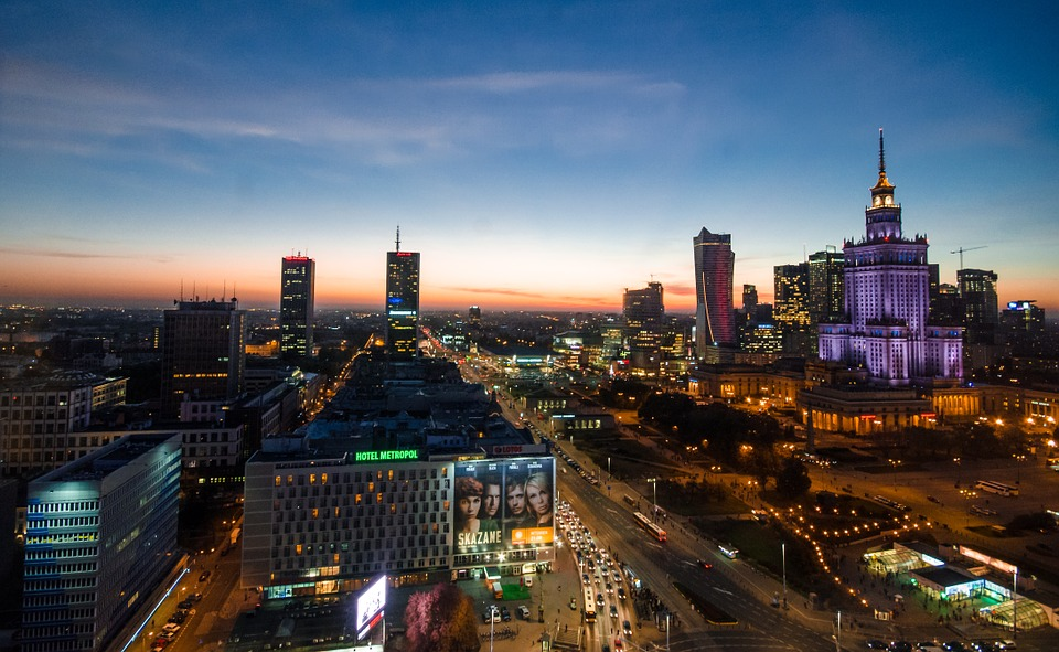 Nova Godina Varšava Bratislava Krakow iz Zagreba 2021