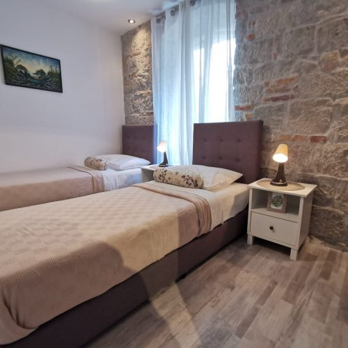 Best location apartment in Split
