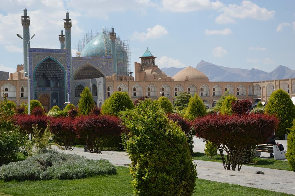 Putovanje Iran iz Splita 2021 avionom