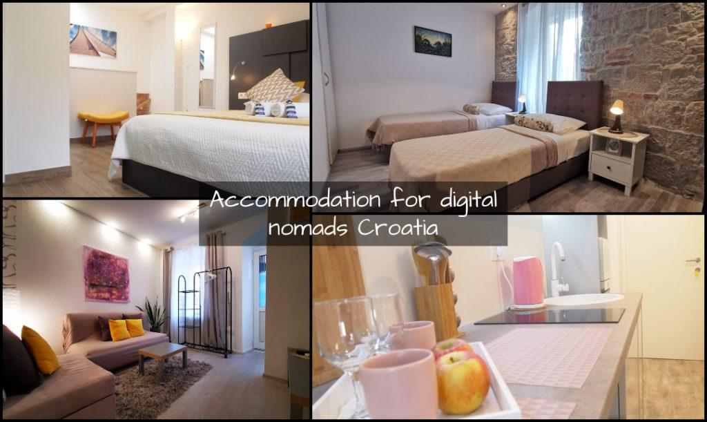 Accommodation for digital nomads Croatia